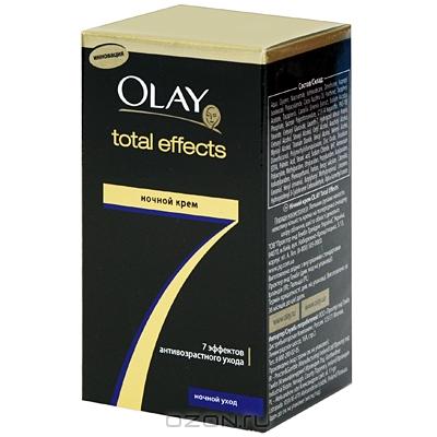 """Ночной крем OLAY """"Total Effects"""", 50 мл"""