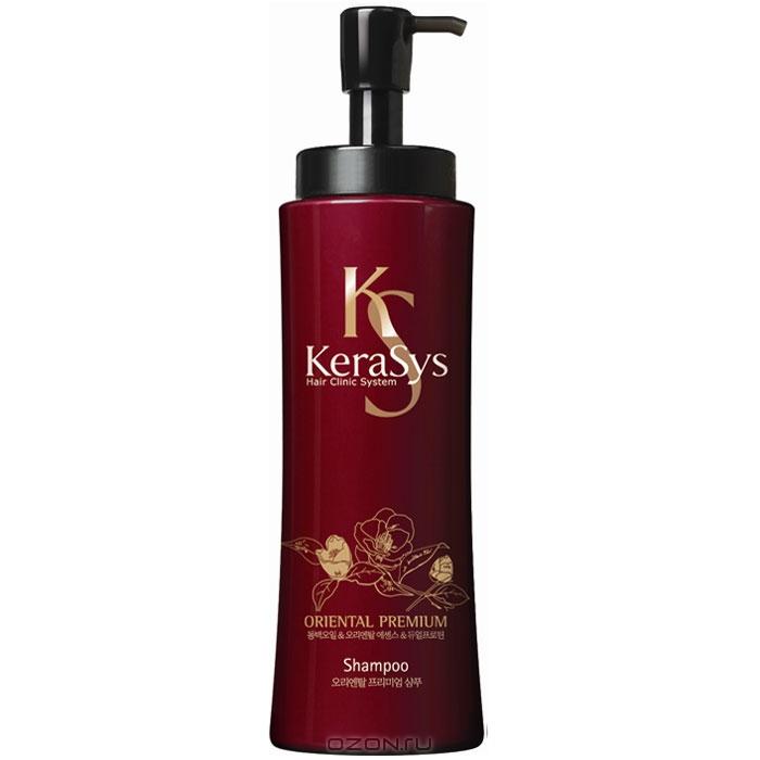 "Шампунь ""KeraSys. Oriental Premium"" для волос, 600 мл"
