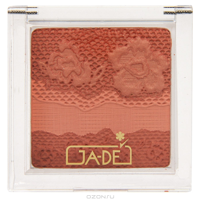 "Румяна JA-DE ""Icon Lace"", тон: №20"
