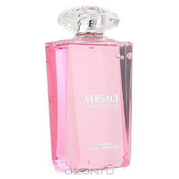 "Gianni Versace ""Bright Crystal"". Гель для душа, 200 мл"
