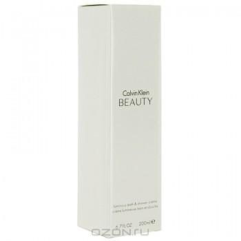 """Calvin Klein """"Beauty"""". Гель для душа, 200 мл"""