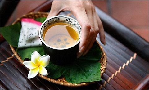 Польза душистого чая
