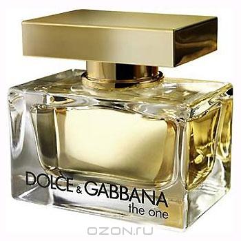 "Dolce & Gabbana ""The One"". Парфюмированная вода, 30 мл"