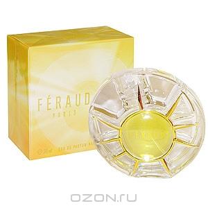 "Louis Feraud ""Feraud Femme"". Парфюмированная вода, 50 мл"