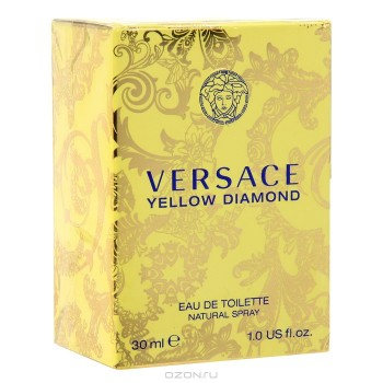 "Gianni Versace ""Yellow Diamond"". Туалетная вода, 30 мл"