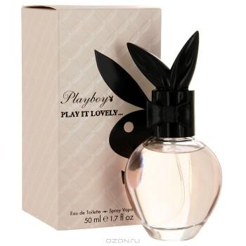 """Playboy """"Play it Lovely"""". Туалетная вода, 50 мл"""