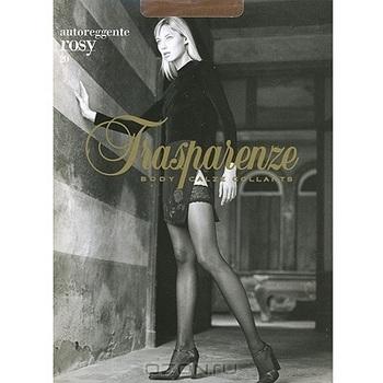 "Чулки Trasparenze ""Rosy 20"". Fango (темно-бежевые), размер 4"