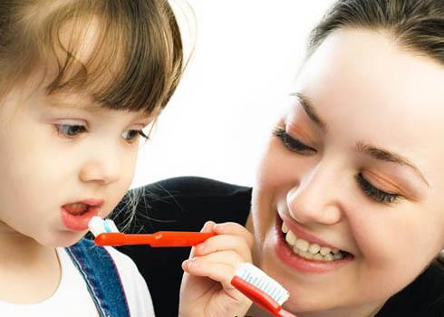 Выпал зубик у ребенка