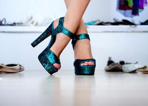 Летняя обувь 2012