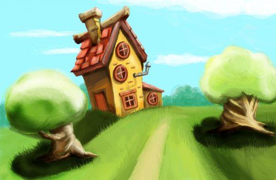 Дом с характером