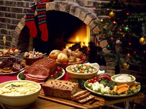 Еда в Новый год